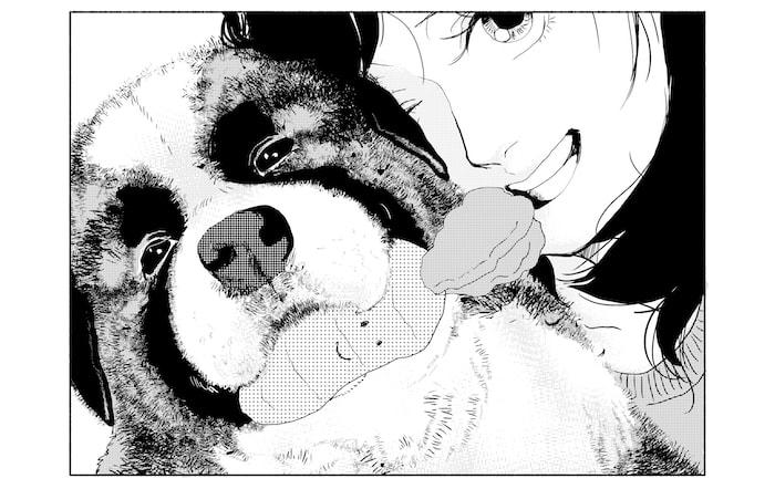 ダイゴローと六ちゃん(D-O-G.より)
