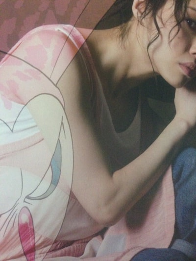 「来来来来来」パンフレット装飾/羽鳥名美子さん