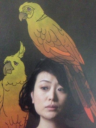 「来来来来来」パンフレット装飾/吉本菜穂子さん