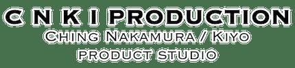 シーエヌケーアイプロダクションのロゴ
