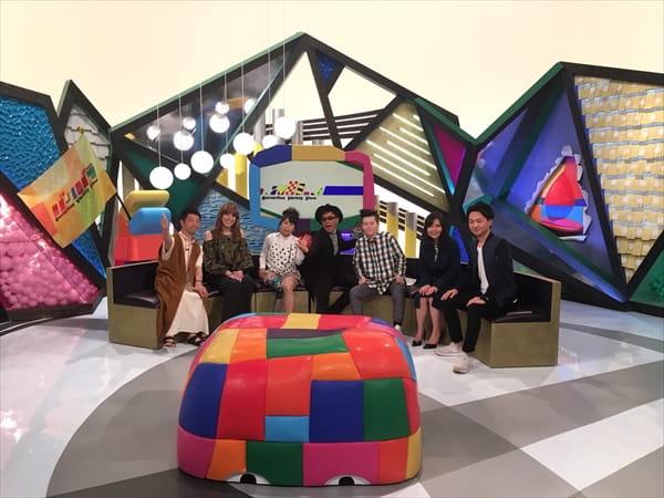 NHKバリバラ「セクシュアルマイノリティーの性の悩み」スタジオ